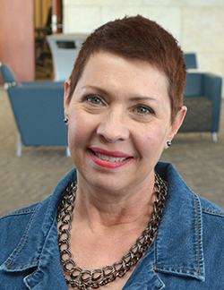 Beth Leos, Hope's Door / New Beginning Center