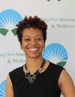 Charissa Greer, Morning Dew Massage & Wellness