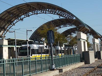 DART Rail in Garland, TX