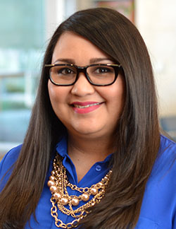 Liza Ceniceros, Garland Chamber of Commerce