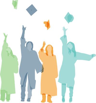 Graduation at Garland